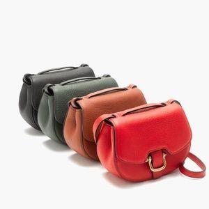 ❤️Sale❤️NWT J Crew Italian Leather Mini Bag